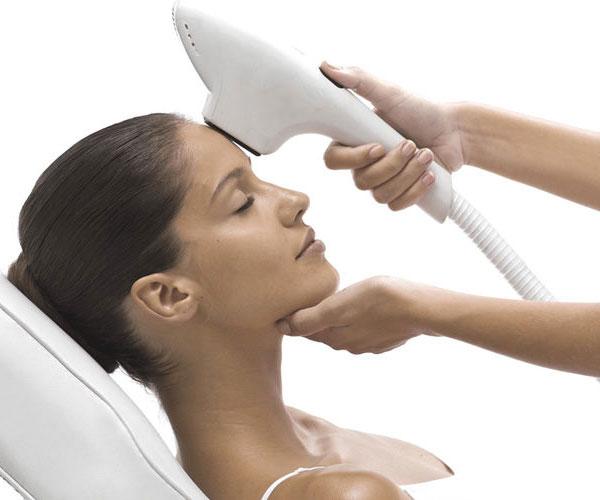 Fototerapia para Rosácea